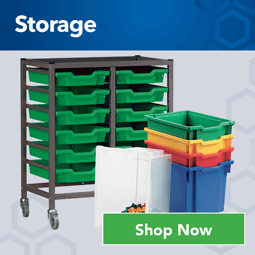 Lab Essentials Storage